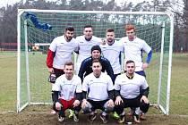 Vítězové. Třiadvacátý ročník Lhota cupu vyhrál tým Joga bonito.