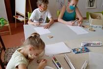 Orlická galerie plánuje cyklus výtvarných dílen.