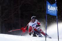 DEŠTENSKÝ SKIBOBISTA Michal Pásler vybojoval na důvěrně známé domácí trati stříbrnou medaili