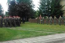Pohřeb Libora Ligače