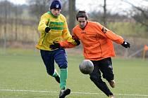 Fotbalisté se připravují na start jarní sezóny.
