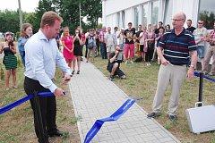 Švýcaři otevřeli v Týništi novou provozovnu