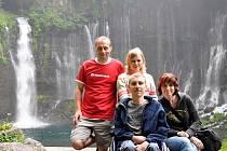 Na vozíku z Nového Zélandu přes Jižní Ameriku až do Afriky