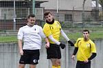 Krajský přebor ve fotbale: FC Spartak Rychnov nad Kněžnou - FK Vysoká nad Labem.