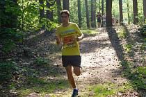 Michal Vencl zdolal deset, tedy nejvíce, běžeckých okruhů.