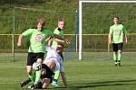 Rychnovští fotbalisté oplatili Dobrušce podzimní prohru a na domácím trávníku zvítězili 1:0.