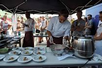 První týnišťský Food festival plný labužníků.