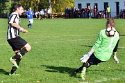 Okresní přenor III. třídy ve fotbale: Javornice B - Dobruška B.