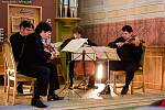 "Opočenské ""standing ovation"" pro Heroldovo kvarteto"