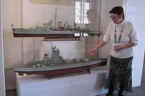 Expozice Muzea a galerie Orlických hor patří lodím, parním strojům a sbírce Ivy Hüttnerové.