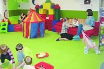 Povedlo se rozšířit projekty volnočasového centra pro mládež a rodinného centra pro děti.