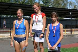 Atletika: Východočeské turné v Dobrušce