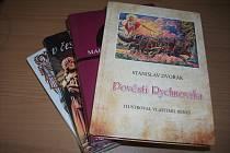 Pověsti Rychnovska vychází po tři čtvrtě století