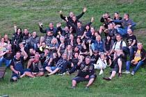 Harleyáři z východních Čech pomáhají jižní Moravě