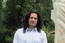 Kandidát do senátu Petr Sadovský.