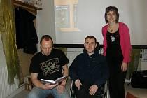 Své sny si mladík plní i na vozíku