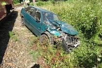 Víkendové nehody