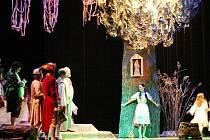 LUCERNA se stala úvodním divadelním představením festivalu, které bylo na programu již včera večer