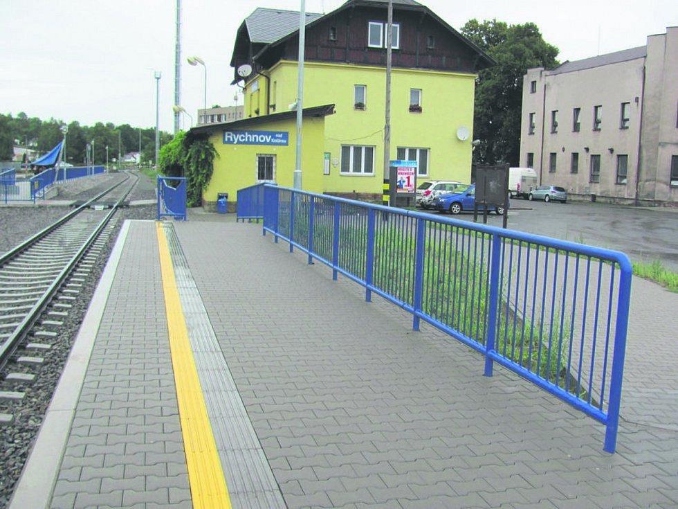 Nový terminál pro autobusy má vyrůst u vlakového nádraží.