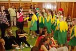 Dobrušské sluníčko - přehlídka tanečních kolektivů.