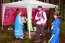 V sobotu 25. května pořádala obec Byzhradec ve spolupráci s MO ČČK, SDH, ČZS, MS Hroška-Byzhradec, občanů a přátel obce tradiční dětský den u myslivecké chaty.