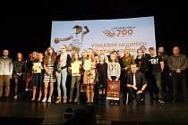 Mezi nejlepšími sportovci Dobrušky je mistr světa i medailisté ze světového šampionátu.