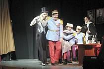Šlitrovo jaro 2011 - divadlo Semafor