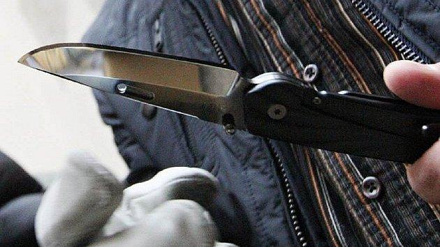 Nůž. Ilustrační foto