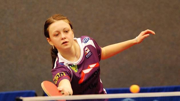 Stolní tenis: SK Dobré – Baník Havířov 7:3.
