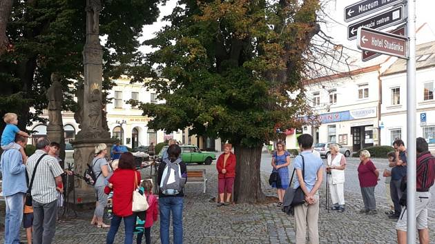 21. srpen v Rychnově nad Kněžnou.