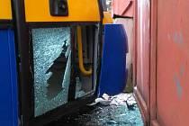 Havárie autobusu v Rychnově nad Kněžnou.