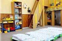 Do bačetínské školky berou i dvouleté děti.