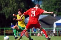 Na setkání Rokytnic bývá hlavním tahákem fotbalový turnaj.