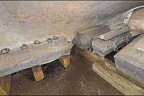 Rokytnickou hrobku Nostizů čeká rekonstrukce.