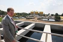 Koupí čistírny odpadních vod udělal Vamberk tečku za dlouholetými spory s jejím provozovatelem.