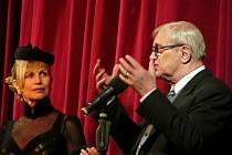 V rámci  XVI. ročníku festivalu Šlitrovo jaro  odehrálo divadlo Semafor v Rychnově nad Kněžnou komedii Lysistrata.