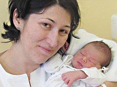 JOSEF MECNER těší od 12. března od 3.10 hodin rodiče Radku a Romana Mecnerovi z Čánky. Na svět si přinesl 3,75 kg a 52 cm. Doma se na brášku těší Anna a Kateřina. Tatínek to u porodu zvládl výborně.