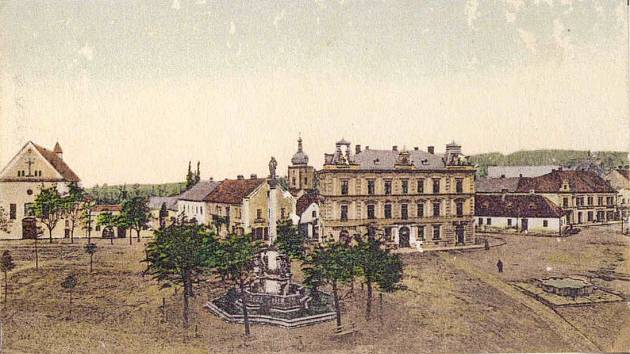 V KRONICE můžeme najít zápis, že roku 1673 Ludvík Colloredo s manželkou Marií Eleonorou založili v Opočně klášter konventu kapucínského. Klášter byl dokončen v roce 1677, chrám o rok později.