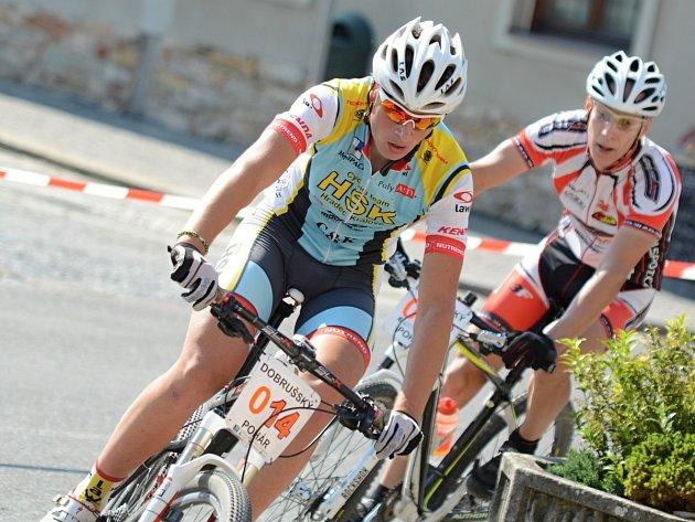 POTŘETÍ se vydají bikeři do ulic Dobrušky.