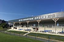 Na nově zrekonstruovaném hřišti proběhly oslavy 100 let od vzniku fotbalu v Opočně.