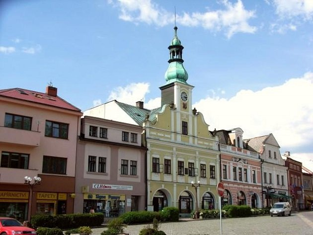Rychnov nad Kněžnou - ilustrační fotografie