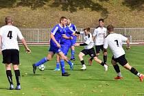 Šlágr kola se hrál v Rychnově, kde tamní rezerva prohrála s Častolovicemi po penaltovém rozstřelu.