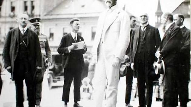 Masaryk v Rychnově