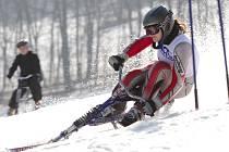 JUNIORKA Stanislava Preclíková si jede na mistrovství ČR pro zlatou medaili v super obřím slalomu