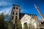 Zkrachovalá fabrika Perla v Doudlebách nad Orlicí