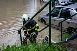 Povodně na Rychnovsku