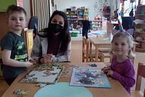 Mateřská škola Láň je zase plná dětí