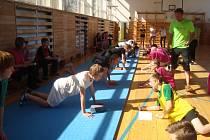 Odznak všestrannosti olympijských vítězu v Rychnově se skutečně vydařil.