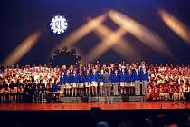 Mezissimo na mezinárodním kulturním festivalu Radost Evropy v Bělehradu.
