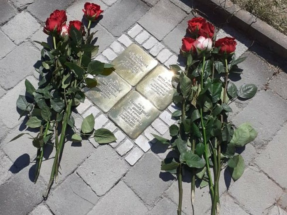Kameny zmizelých má už i Dobruška.
